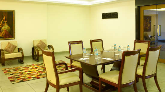 Gulmohar Banquet Hall at Wonderla Resort Bangalore
