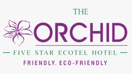 The Orchid - Five Star Ecotel Hotel Mumbai orchid pune logo ofmrr4