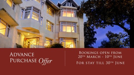 Advance Purchase Offer at Summit Hotels and Resorts