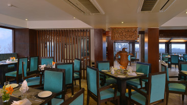 Restaurant at Hotel RK Sarovar Portico Srinagar 6