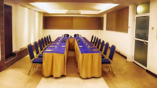 Business Center at Restaurant at The Zehneria Portico Nairobi restaurants in Nairobi Best hotels in Nairobi 2