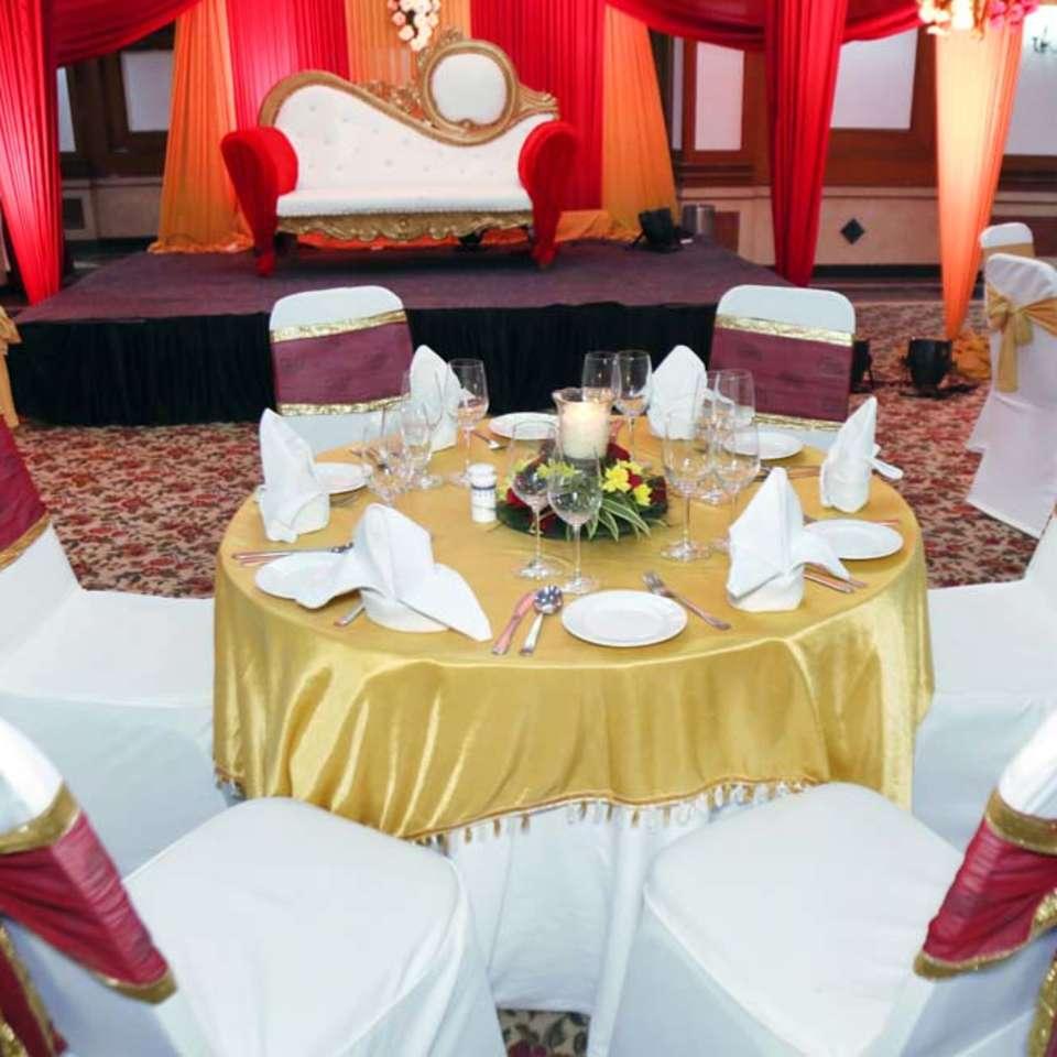 The Ballroom, The Bristol Hotel, Gurgaon, Banquet Hall Near MG Road 6444