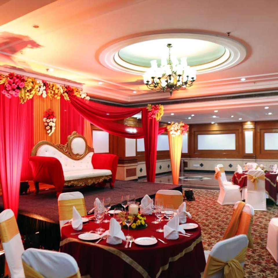 The Ballroom, The Bristol Hotel, Gurgaon, Banquet Hall Near MG Road 6586