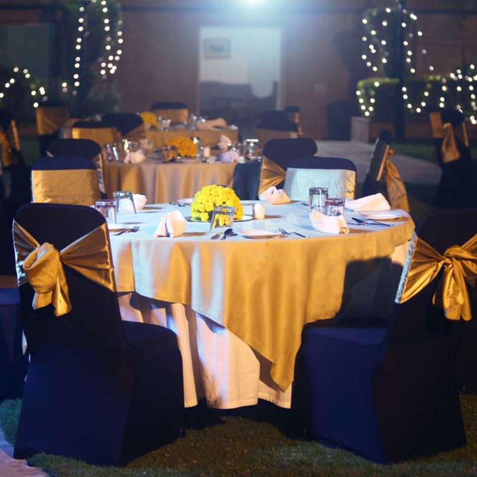 The Regent Park, The Bristol Hotel Gurgaon,Party Hall In Gurgaon 5501