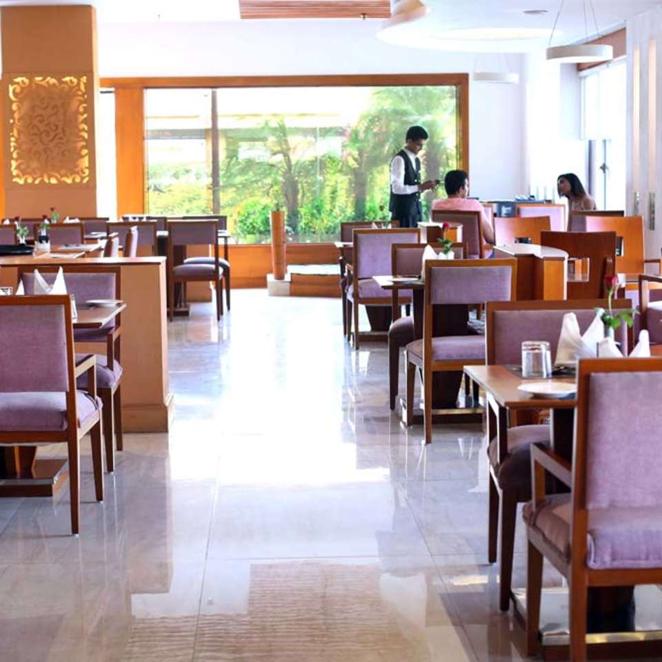 Zaffran Restaurant , The Bristol Hotel, Gurgaon, Dining In Gurgaon 2479