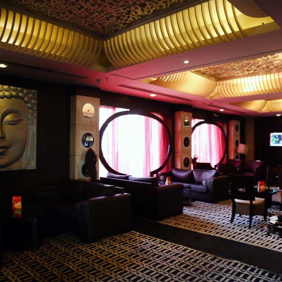Shanghai Bar & Lounge, The Bristol Hotel Gurgaon, Evening In Gurgaon 3350