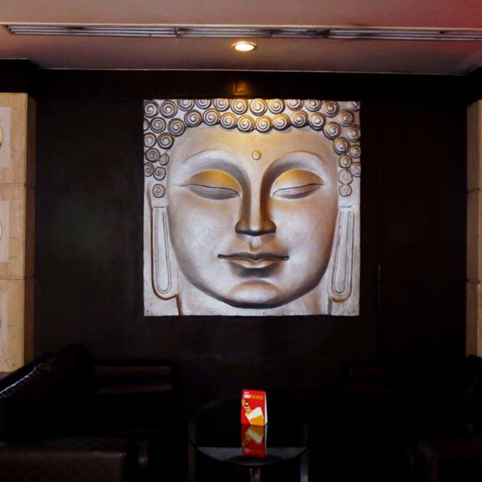 Shanghai Bar & Lounge, The Bristol Hotel Gurgaon, Evening In Gurgaon 3362