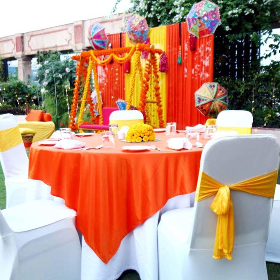 Pool Side, The Bristol Hotel Gurgaon, Banquet Hall In Gurgaon 5093