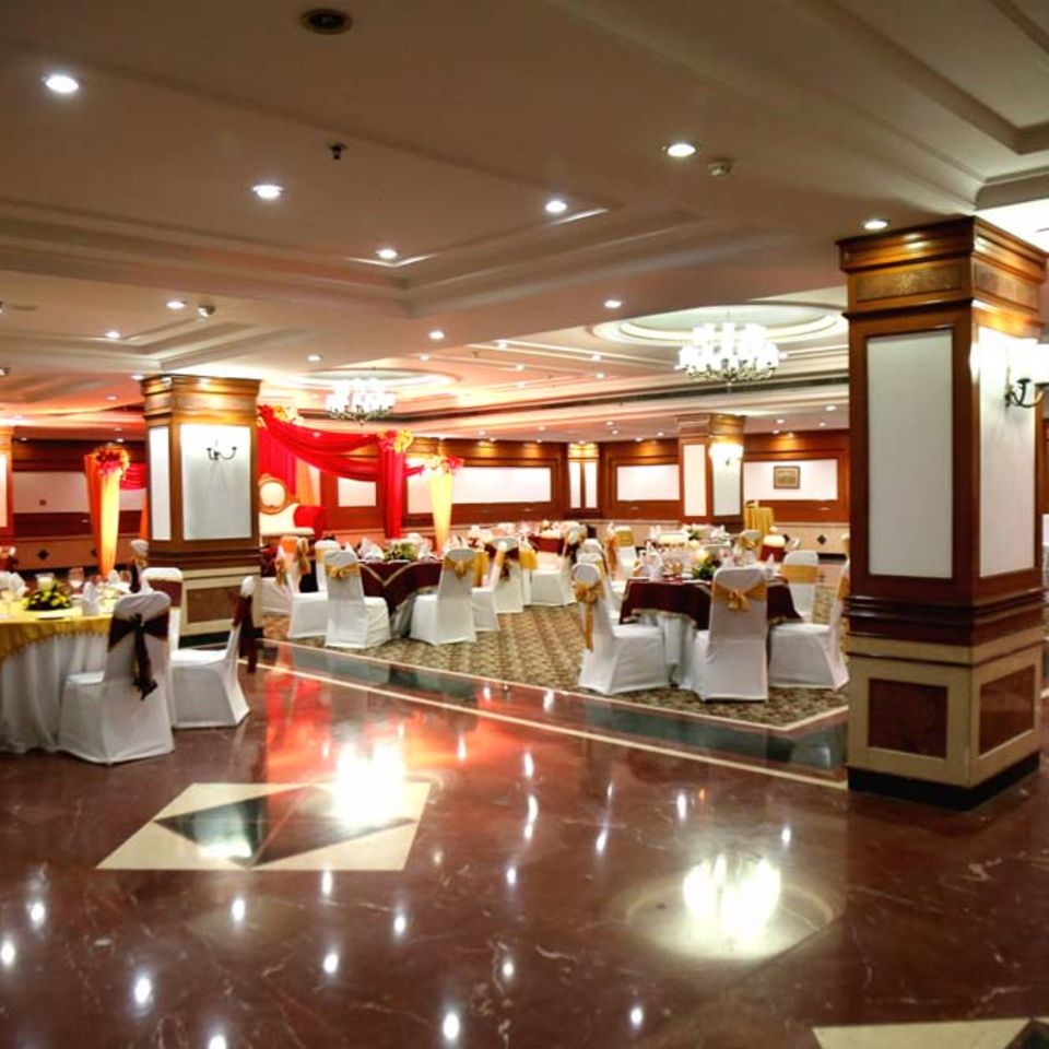 The Ballroom, The Bristol Hotel, Gurgaon, Banquet Hall Near MG Road 6637