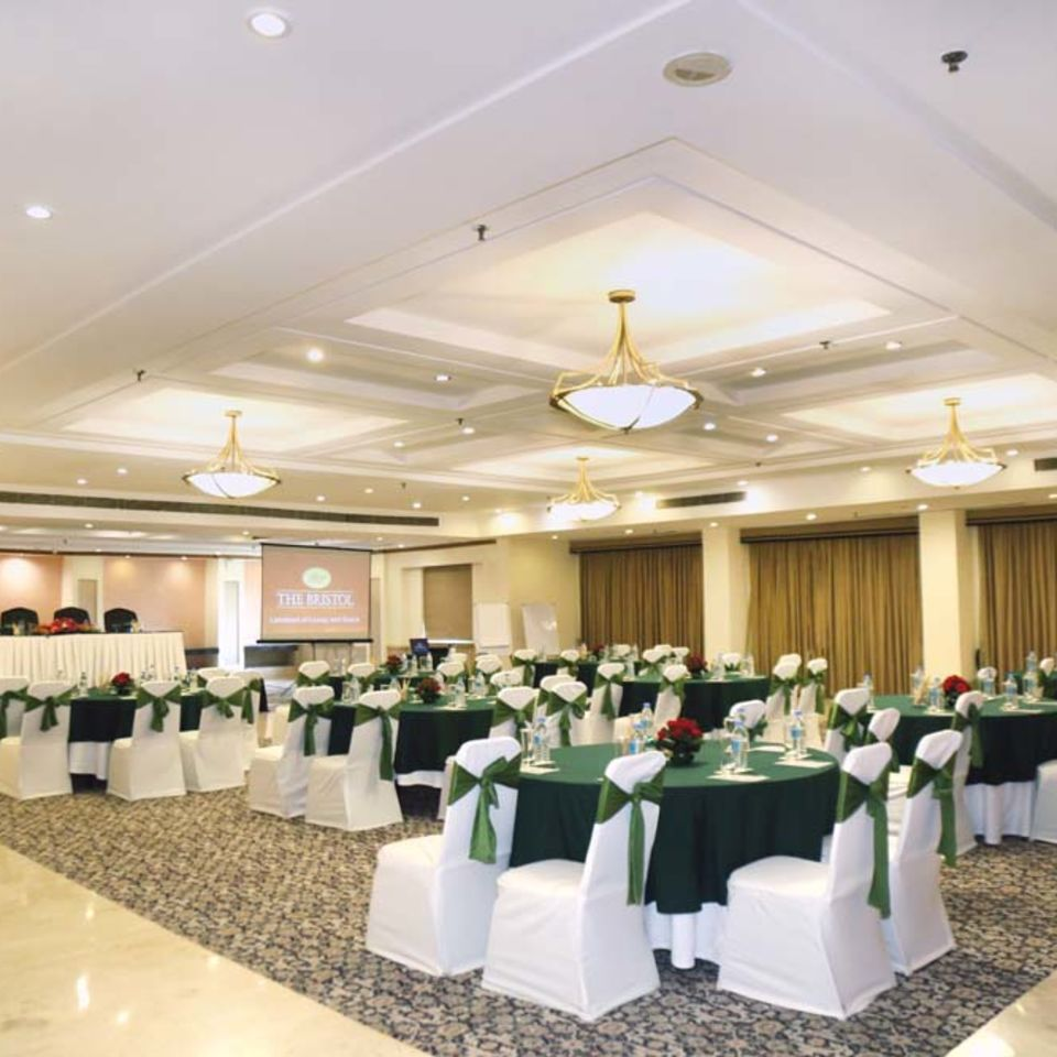 Victoria Banquet Hall , The Bristol Hotel Gurgaon, Banquet Hall near Cyber City 6130