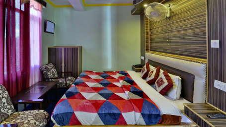Hotel Vikrant Inn, Manali Manali DELUXE MOUNTAIN VIEW Hotel Vikrant Inn Manali 3