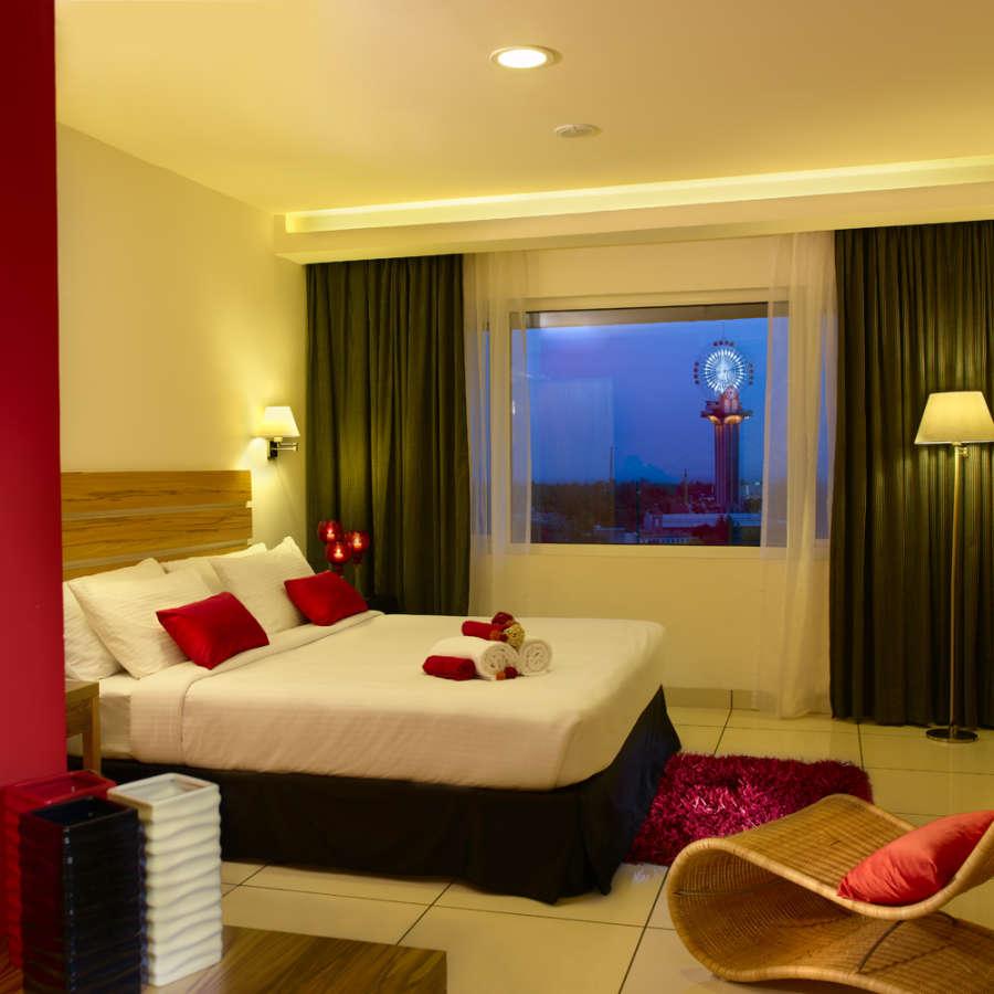 alt-text Executive Suite at Wonderla Resort Bangalore