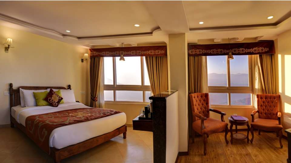 Deluxe Rooms in Darjeeling at Summit Hermon Summit Hermon Hotel Spa Darjeeling 1