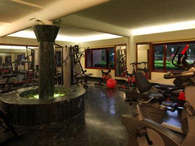 Hotel Clarks, Khajuraho Khajuraho Gym Hotel Clarks Khajuraho