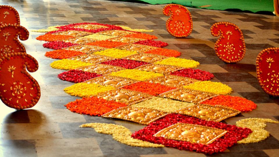 Evoma - Business Hotel, K R Puram, Bangalore Bangalore colourful-wedding