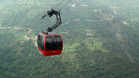 Timber Trail Hotels Parwanoo-Ropeway