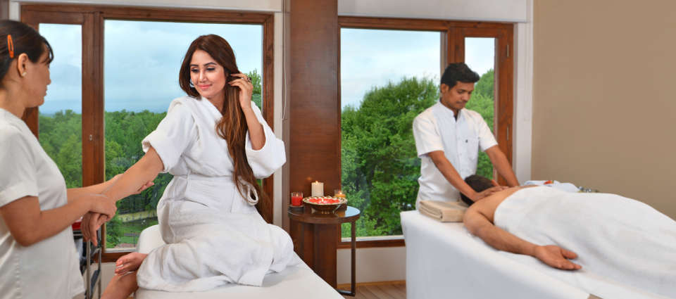 Spa at RK Sarovar Portico Srinagar 7