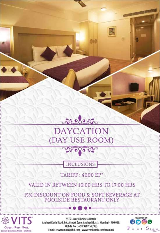 Daycation - VITS Mumbai