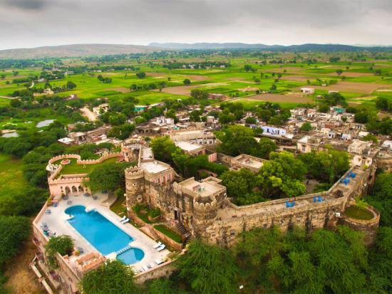 Hill Fort-Kesroli Resort in Alwar Resort in Rajasthan pkccvn 4