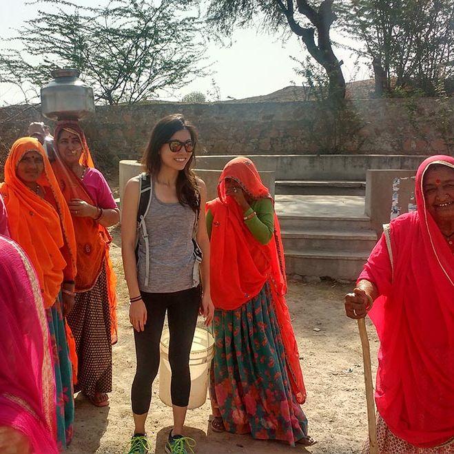 Village walk kalwar