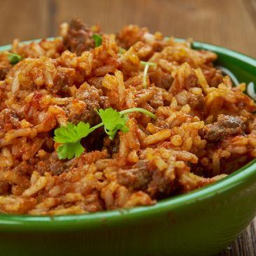 Jadoh -rice-based-khasi-delicacy
