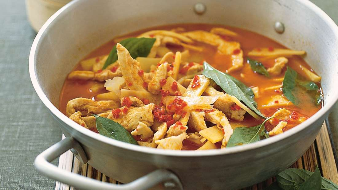 Bamboo Shoot Curry Coorg