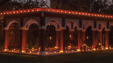 8 Royal Heritage Haveli By Niraamaya Retreats Rajasthan Hotel in Jaipur
