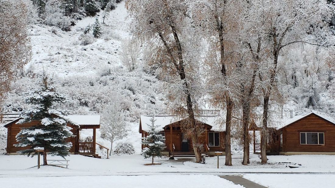 High Country Lodge and Cabins, Colorado, Hotel near Wolf Creek