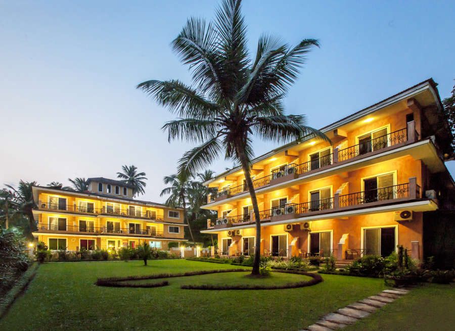 alt-text Jasminn South Goa Hotel in Betalbatim, Hotel in South Goa, Hotel near Betalbatim Beach, Hotel in Goa