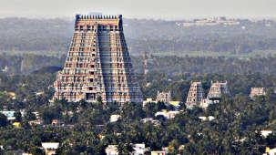 Shri Ranganathswamy Temple Trichy