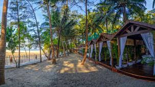 LaRiSa Beach Resort Goa Panorama View 1