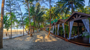 LaRiSa Beach Resort Goa Panorama View 1