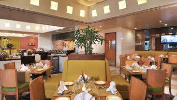 Flavours - Restaurant at Hometel Chandigarh, best restaurants in chandigarh 2