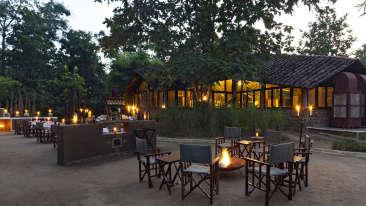 Jehan Numa Hotel - Reni Pani Lodge