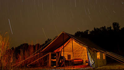 Satpura Under Canvas at Reni Pani Jungle Lodge Hoshangabad- near satpura national park 5db