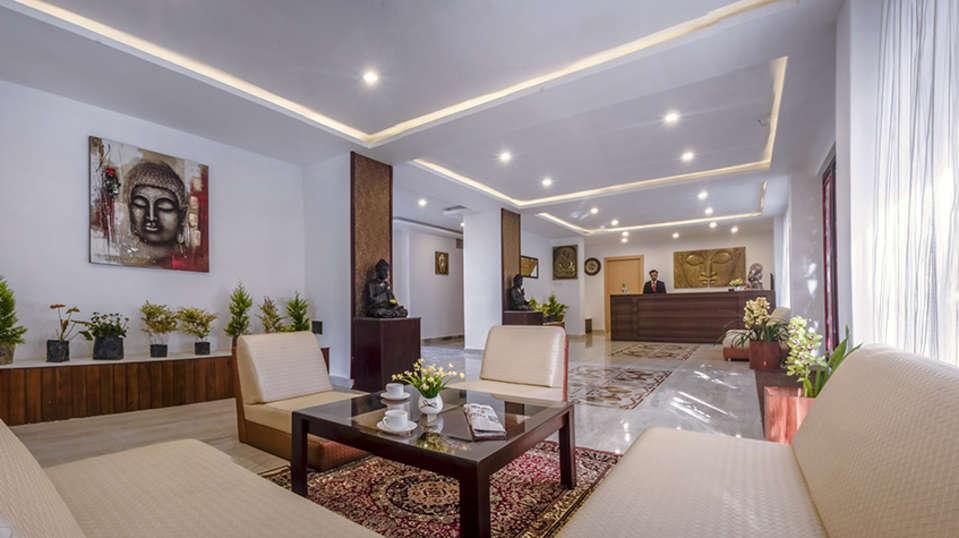 The Royal Oaks Hotel, Gangtok Gangtok Interiors The Royal Oaks Hotel Gangtok