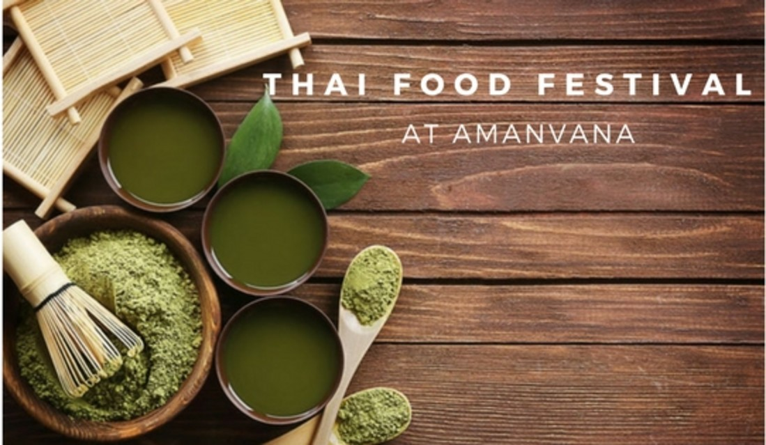 Thai Food Festival, Amanvana Resort Spa, Best Coorg Restaurant
