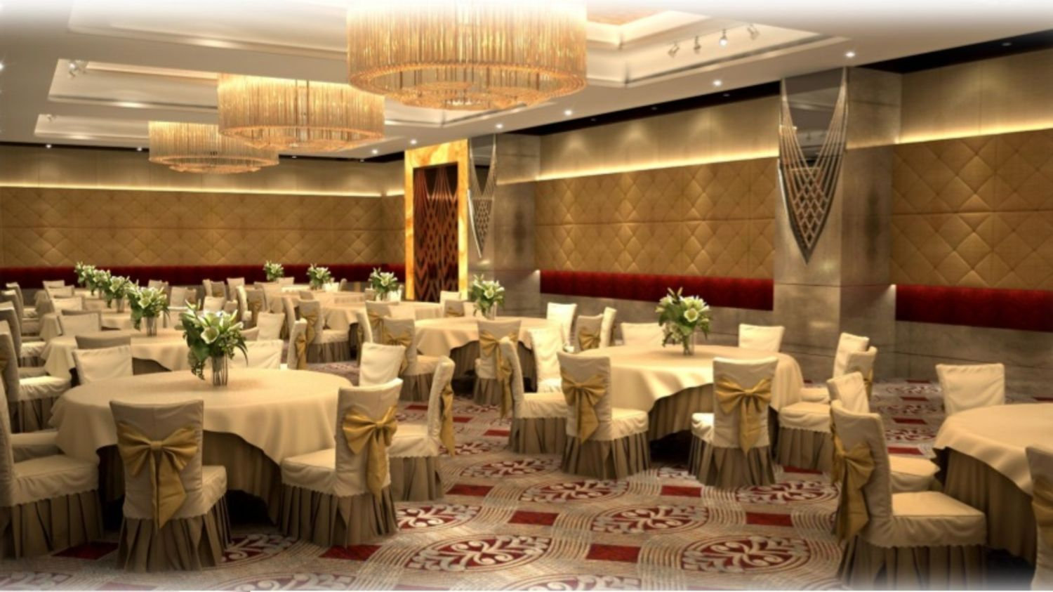 event venues at The Gaurs Sarovar Portico, best banquet halls in greater noida 4