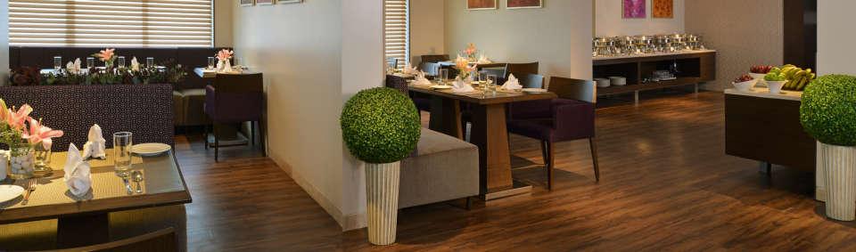Tea Lounge at Residency Sarovar Portico Mumbai 3