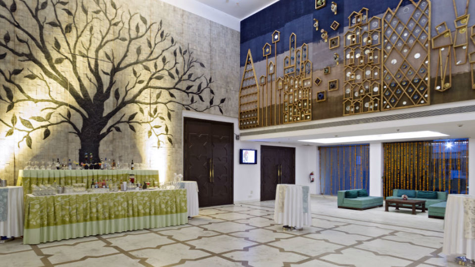 Party Hall in Jaipur at Clarks Amer 5 Star Hotel in Jaipur 232