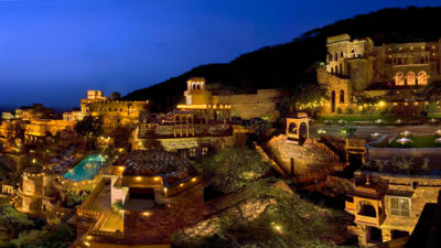 Neemrana Hotels  Neemrana Fort Palace