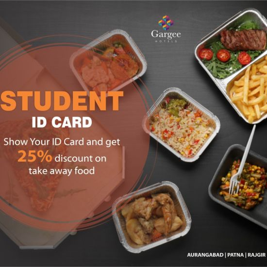 Discount on Student Card