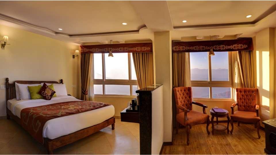 Family Suite at Summit Hermon Hotel Spa Darjeeling 2