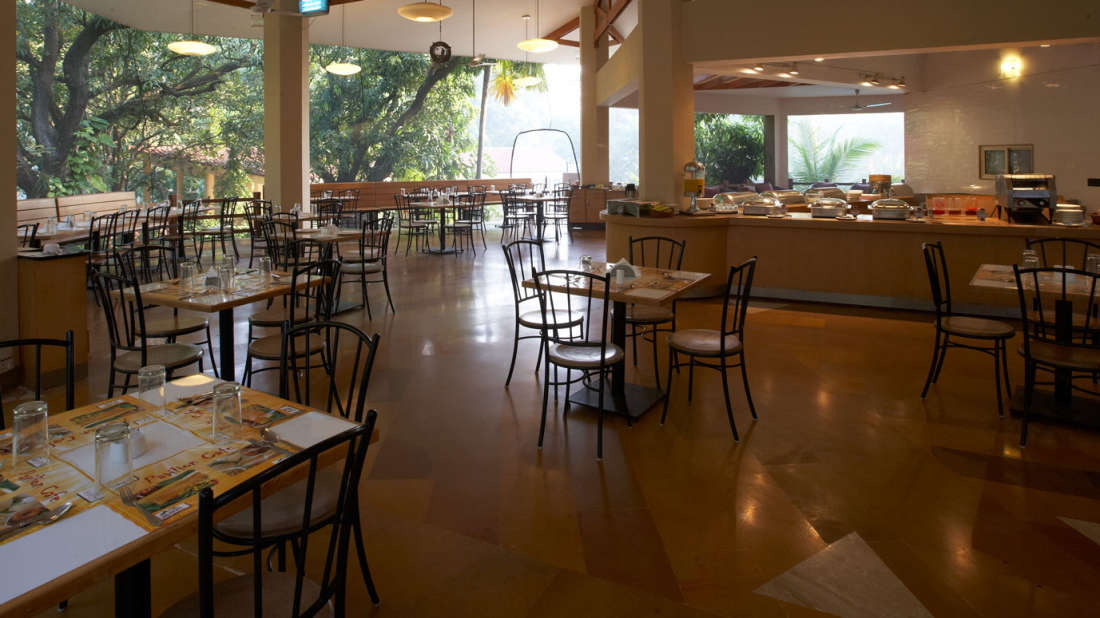 Pavilion Cafe at ras Resorts in Silvassa 1
