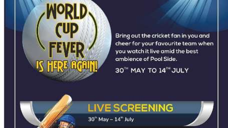 VITS Mumbai World Cup offer