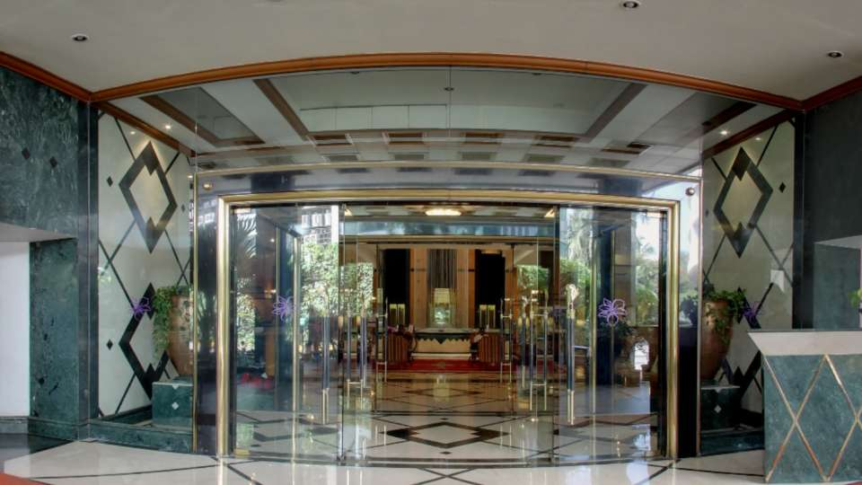 The Orchid Hotel Mumbai Vile Parle Mumbai lobby The Orchid Hotel Mumbai Vile Parle near Mumbai Airport Domestic Terminal 2