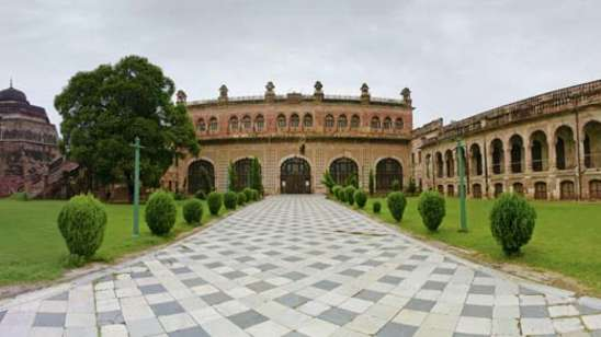Qila Mubarak, The Baradari Palace, Heritage Hotels in Patiala
