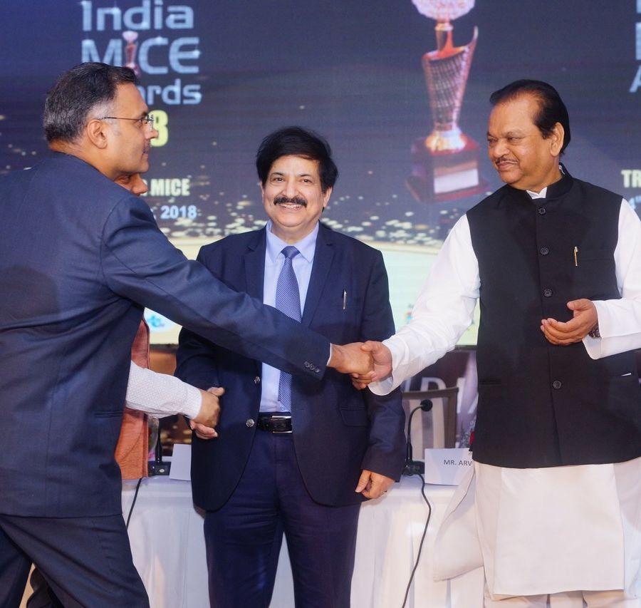 Gokulam Grand Banalore wins India MICE Awards 2