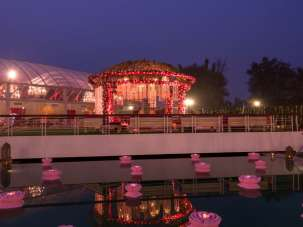 Udyan Banquet Hall 4 Udman Hotels Resorts - Mahipalpur New Delhi Hotel near Paharganj