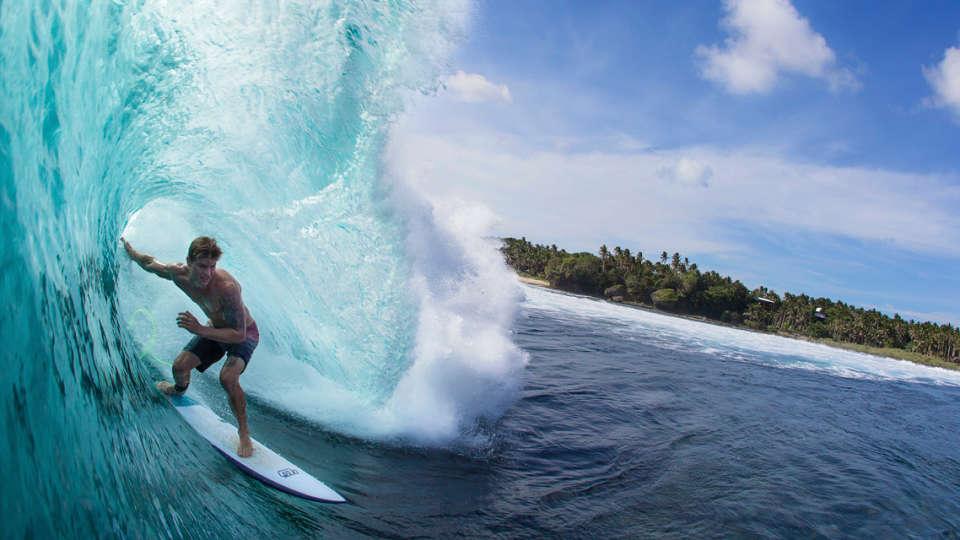 Bravo Beach Resort Siargao Siargao surfing bravo beach resort siargaon phillippines 1